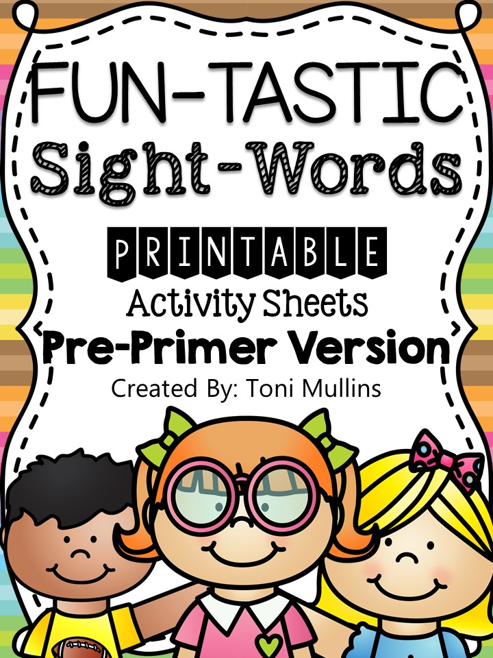 funtastic sight words