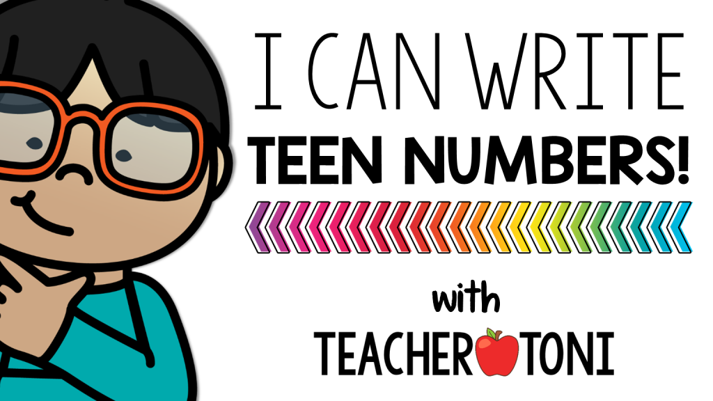 teaching teen number song teen numbers teen number worksheets activities 10 to 19 11 to 20
