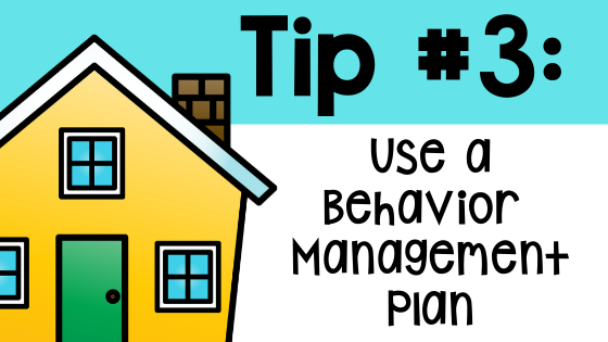 behavior plan how to Homeschool tips strategies ideas free schedule organization help teaching at home parent family home school supply labels