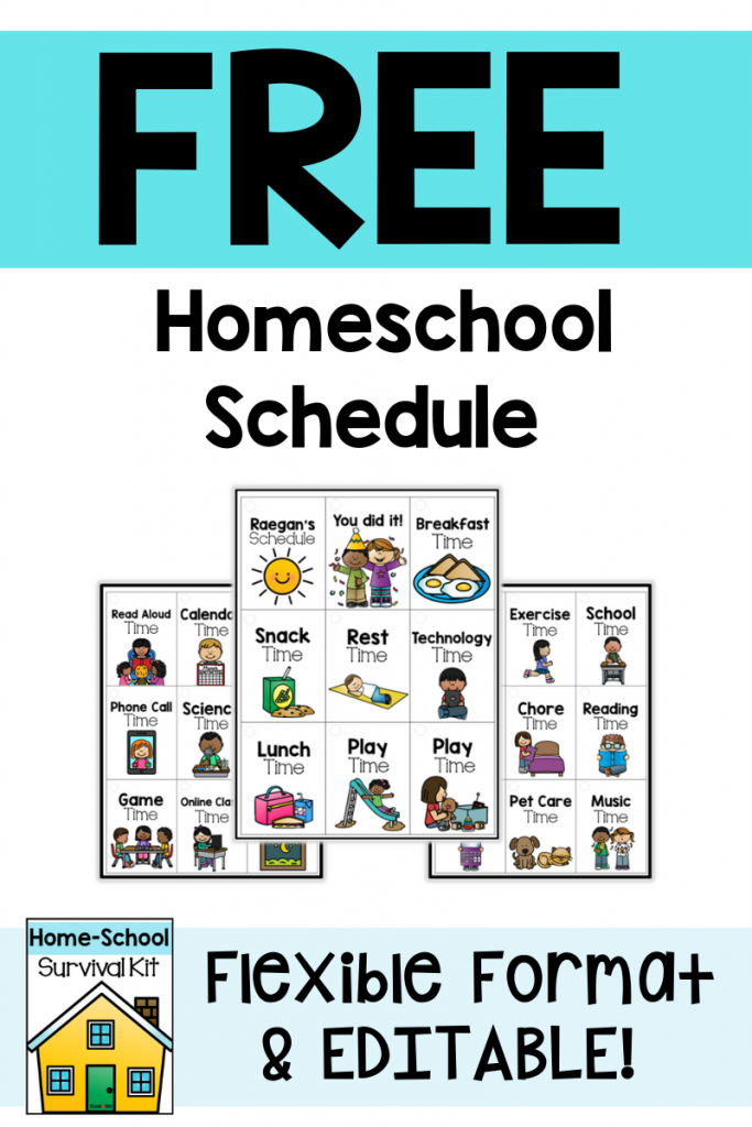 how to Homeschool tips strategies ideas free schedule organization help teaching at home parent family home school