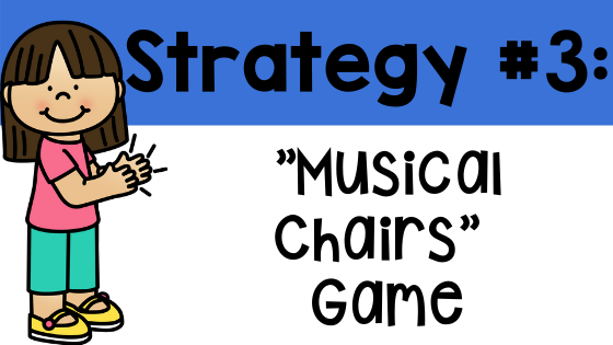 active learning strategy 3 Musical chairs active learning strategies definition primary pre-k kindergarten first grade second grade students teacher classroom school Teacher Toni Toni Mullins what is active learning active learning games virtual learning distance learning