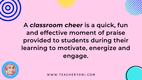 What are classroom cheers? Why do classroom cheers? Dr. Jean Feldman Cheer Cards Free Classroom Cheers in Spanish & Claps for Students for Elementary for Primary Kindergarten Preschool First Grade Second Grade fun loud Demonstrations Chants Movement What are classroom cheers? How to use classroom cheers? Brain research. When to do classroom cheers? Printable classroom cheers. Free download. Free resources PDF download template best easy