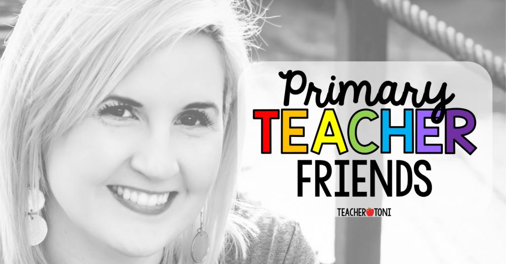 teacher toni mullins primary teacher friends podcast facebook group
