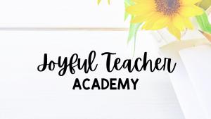 Joyful Teacher Academy