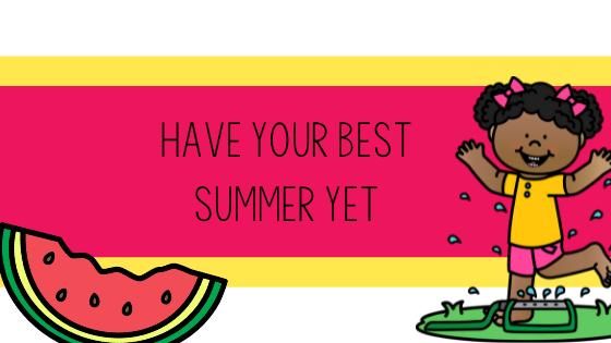summer, routine, schedule, grow, plan, de-stress, recharge, teacher, teaching, classroom, primary, kindergarten, first grade, second grade, Teacher Toni