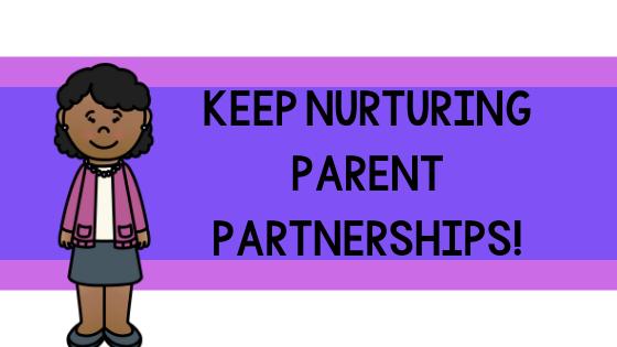 primary, classroom, relationships, parents, parent partnership, setting boundaries, office hours, keep families informed, newsletters, kindergarten, first grade, second grade, Teacher Toni