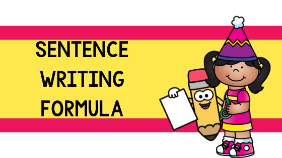 primary, classroom, teacher, teach, kindergarten, first grade, second grade, sentence, writing, daily sentence writing, simple sentences, multiple sentences, routine, rewards, cues, literacy