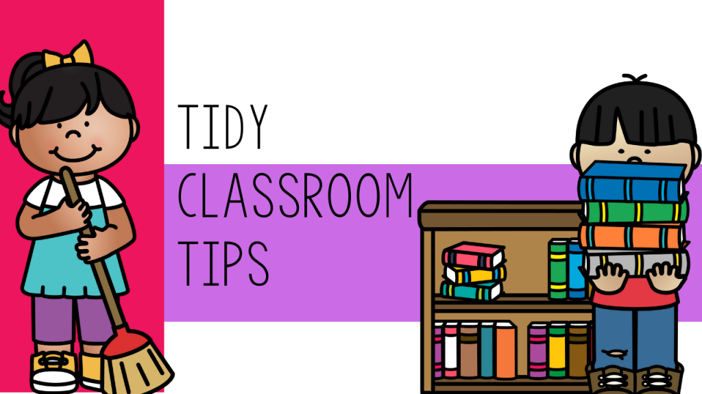 primary, classroom, kindergarten, first grade, second grade, primary, Teacher Toni, classroom management, tidy, clean, neat, table fairy, desk fairy, table points, desk points, two minute tidy